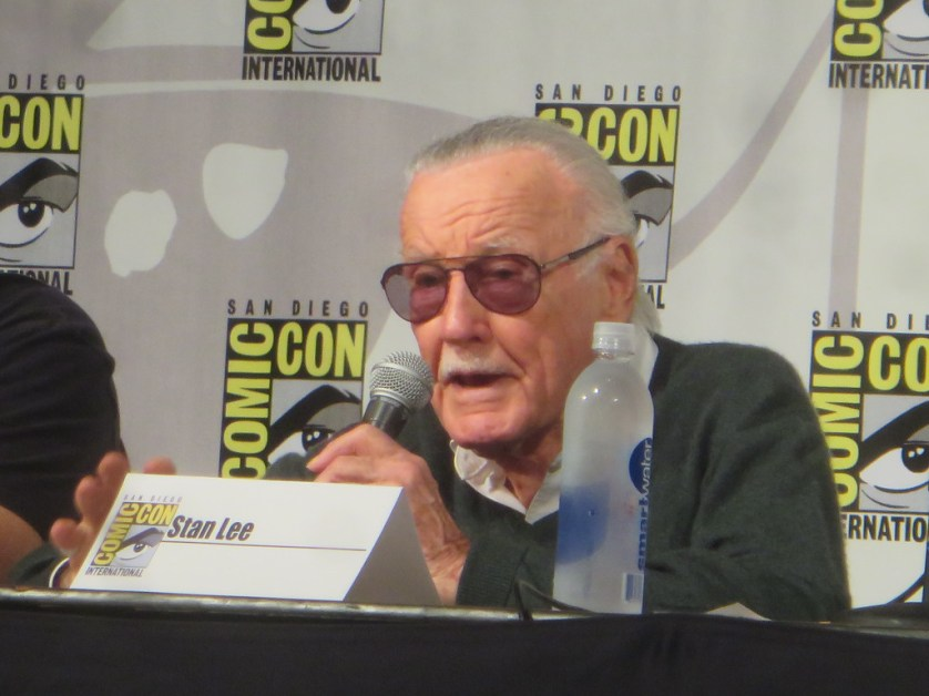 Comic and Marvel legend Stan Lee passes away at age 95
