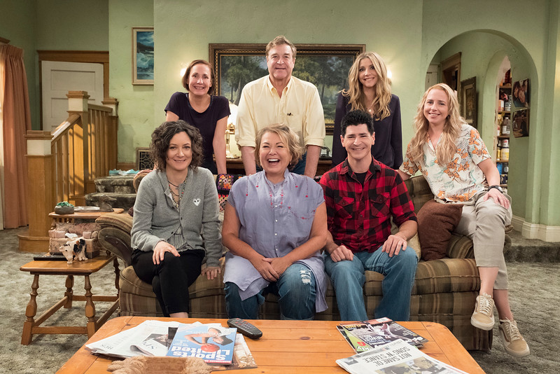 ROSEANNE show officially cancelled over controversial tweet