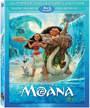 REVIEW: MOANA sails home with impressive assortment of extras