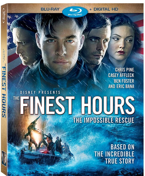REVIEW: 'The Finest Hours' comes ashore on Blu-ray and Digital HD