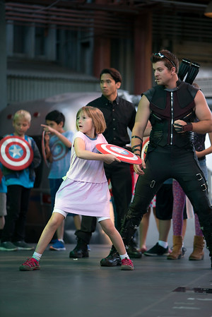 FULL VIDEO: 'Avengers Training Initiative' invites kids to HERO UP!