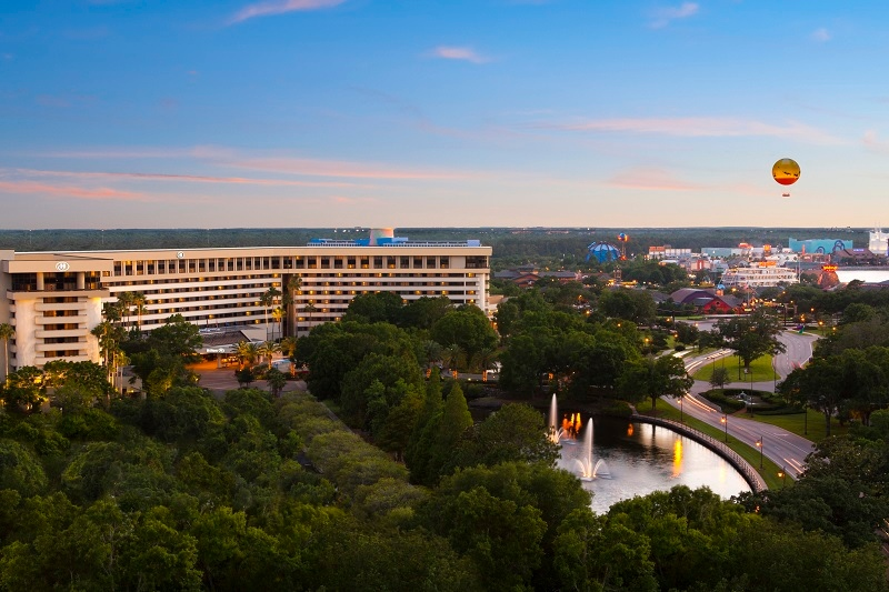 Perk options extended for Disney Springs Resort Area Hotels through 2020