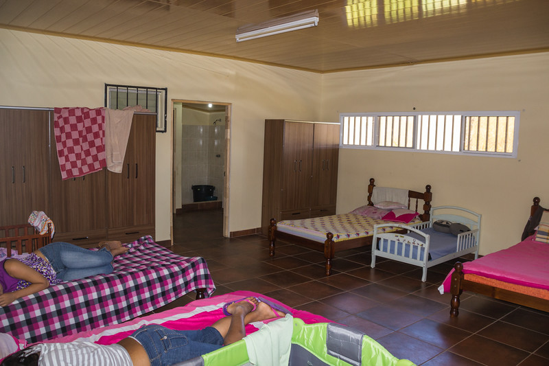 The Dormitory for Expectant Mothers Built with Partial Funding from Rotary (©simon@myeclecticimages.com)