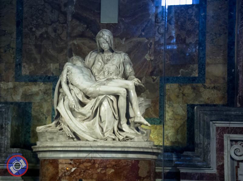 Michelangelo's Pieta (©simon@myeclecticimages.com)