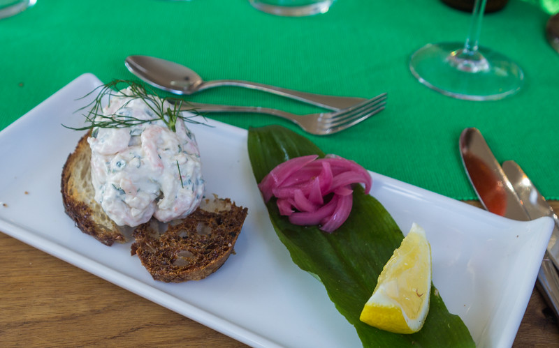 Examples of Dishes Prepared for the Visiting Bloggers (©simon@myeclecticimages.com)