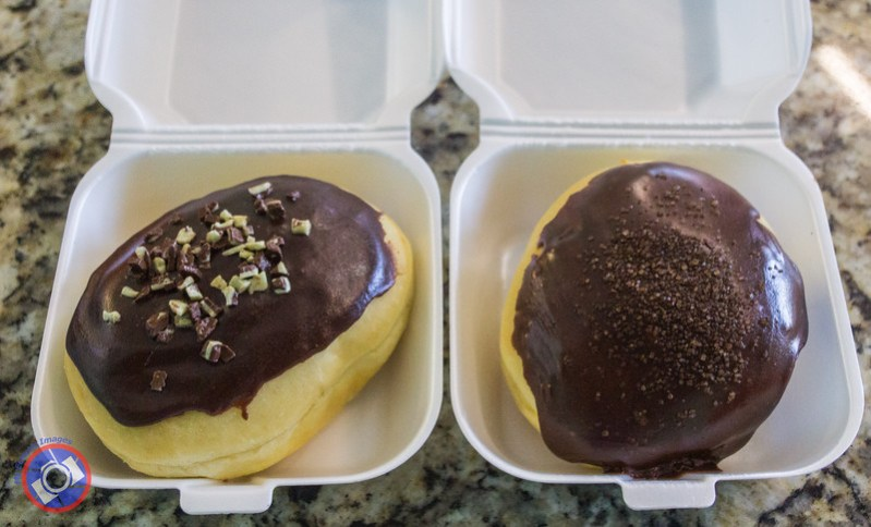 Boozy Donuts from Cop A Donut Ready to Travel