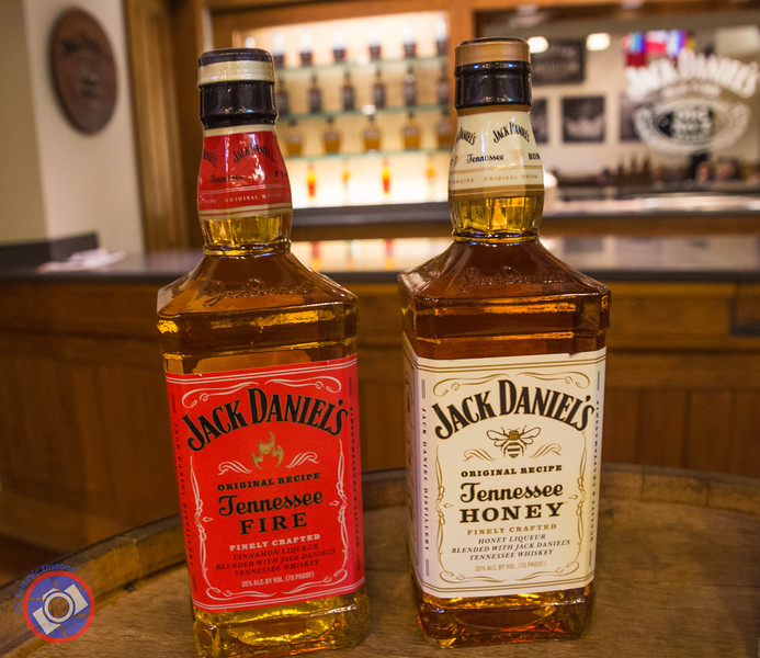 Flavored Tennessee Whiskey from the Jack Daniel's Distillery (©simon@myeclecticimages.com)