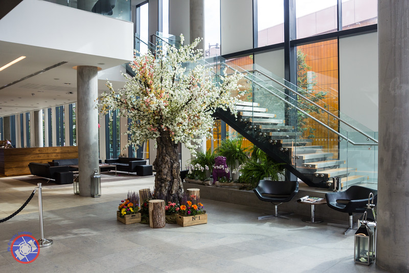 Lobby of Innside Manchester (©simon@myeclecticimages.com)
