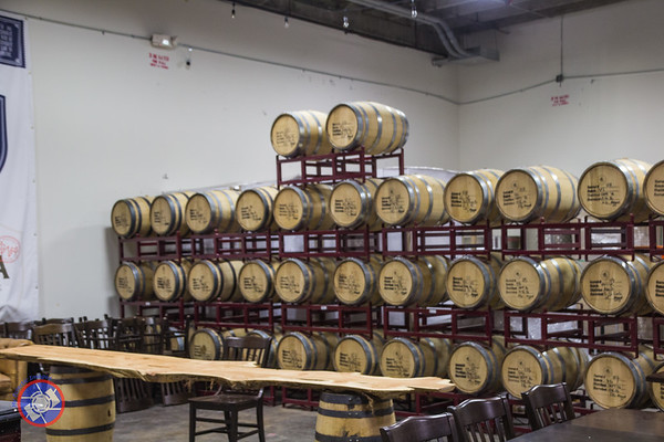 The Barrel Room at Great Wagon Road Distillery (©simon@myeclecticimages.com)