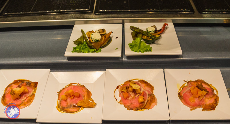 More Creative Appetizers Aboard the Westerdam (©simon@myeclecticimages.com)