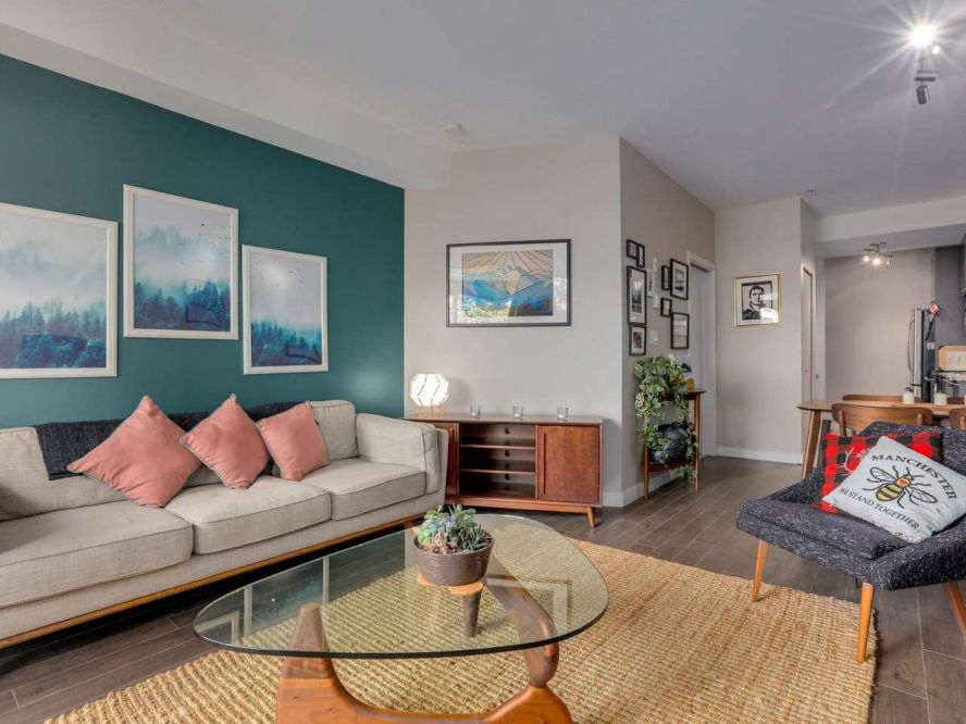 """Photo 7: 309 707 E 20TH Avenue in Vancouver: Fraser VE Condo for sale in """"BLOSSOM"""" (Vancouver East)  : MLS®# R2404449"""