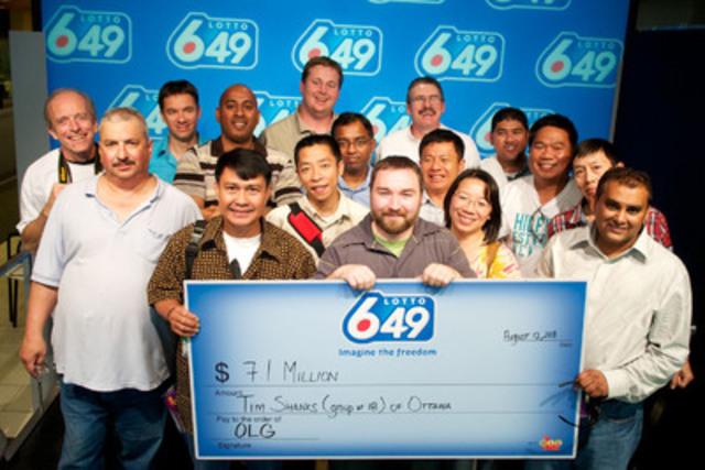 Winning 649 Numbers