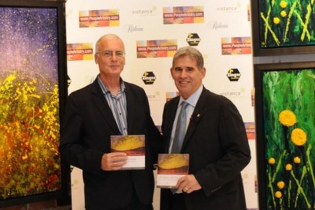 Peter W Hart And David Zinger Launch