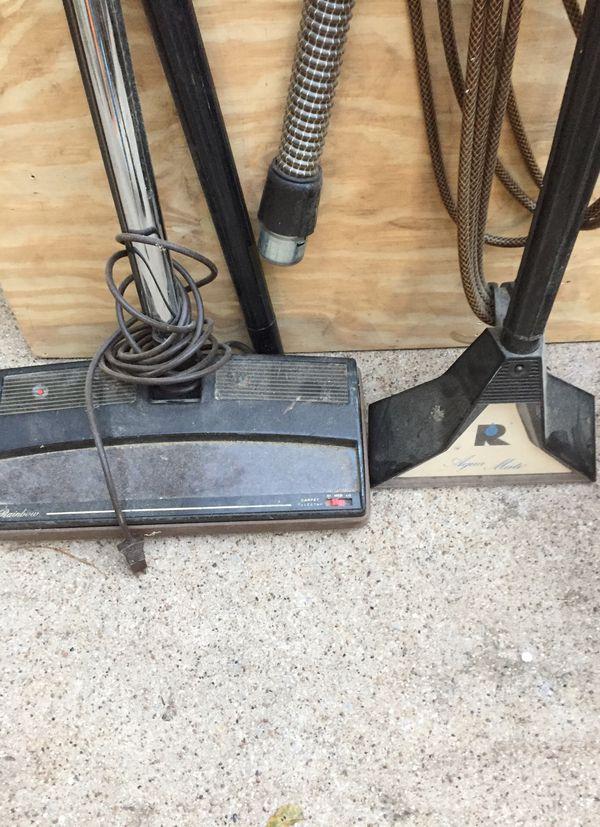 Rainbow Rexair Vacuum For Sale In Fort Worth Tx