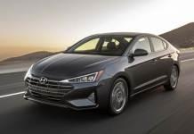 Hyundai Elantra - 2019