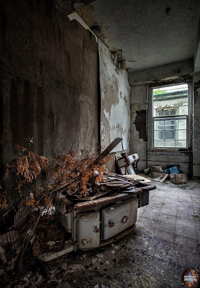 Cruikshank Poor House