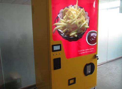 distributeur automatique de frites une nouvelle ere pour la preparation des pommes de terre
