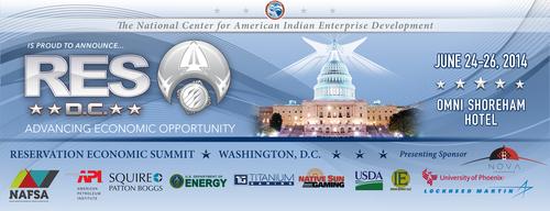 Native American Business Leaders Converge on Washington, D ...