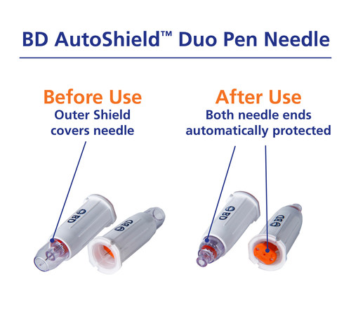 Auto Shield Pen Needle