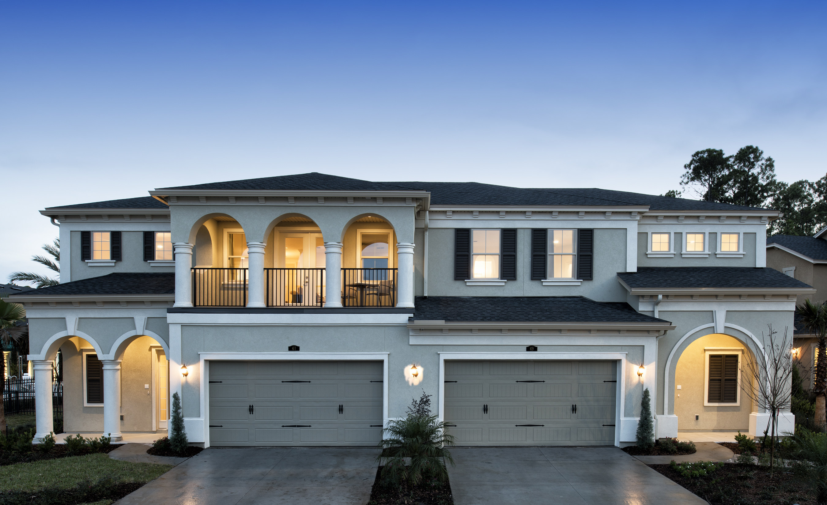 Standard Pacific Homes Unveils New Villa-Style Homes In