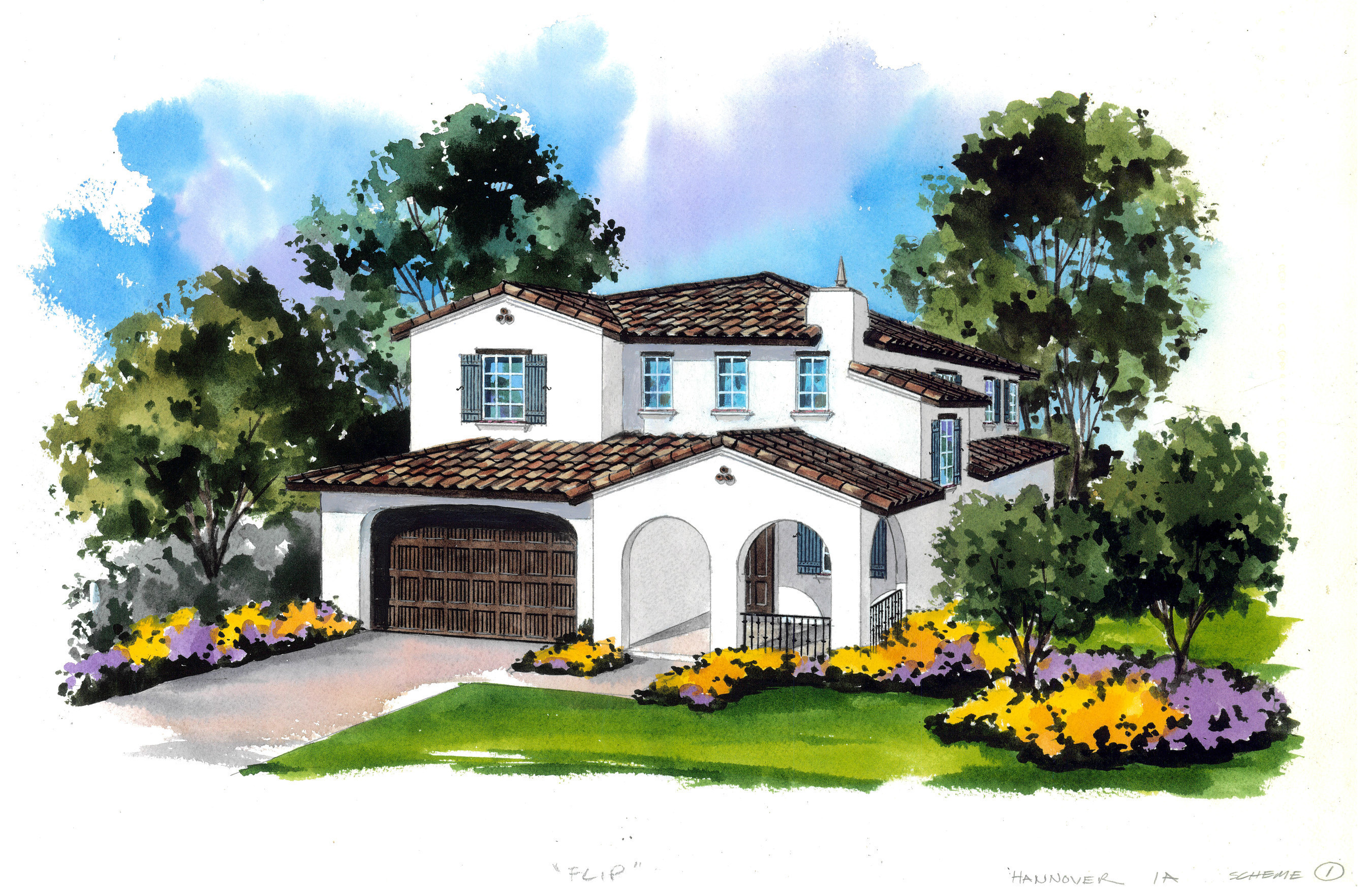 Standard Pacific Homes Introduces New Home Community In