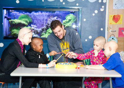 NBA Cares, St. Jude Children's Research Hospital® Team Up ...