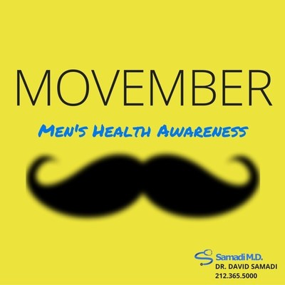 Movember: 3 Key 2015 Research Findings for Men's Health