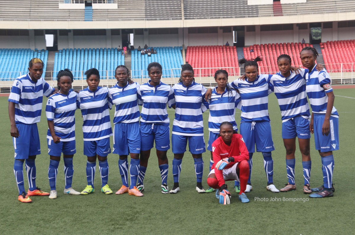 Coupe du Congo (f) : OCL City, champion du Congo