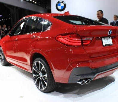BMW X4 New Car Model Car 2015 (4)