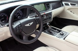 Hyundai Genesis Car 2015 Pictures (1)