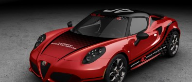 Alfa Romeo 4C is the FIA WTCC safety car very best