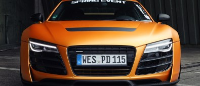 New PRIOR DESIGN AUDI R8 GT850 HD Car Wallpapers