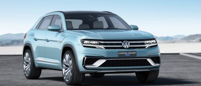Volkswagen Cross Coupe GTE concept hd pic