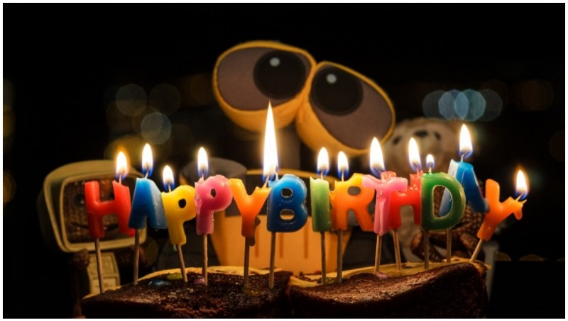 Download Happy Birthday Hd Wallpapers with Balloons