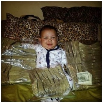 Rich kids funny baby pictures