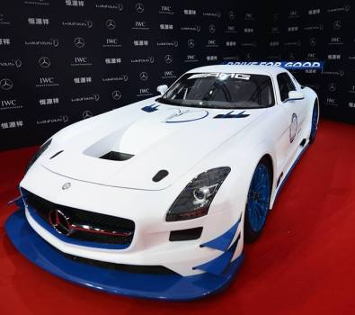 Mercedes-Benz 2016 edition of the Laureus World Sports Awards