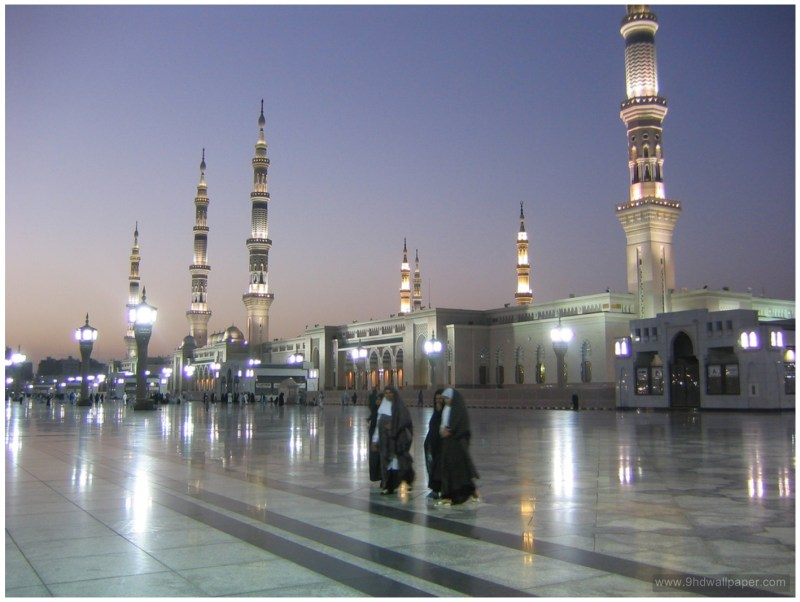 beautiful masjid nabawi wallpapers photo