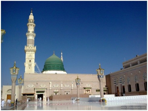 Masjid Nabawi Pictures Hd Download