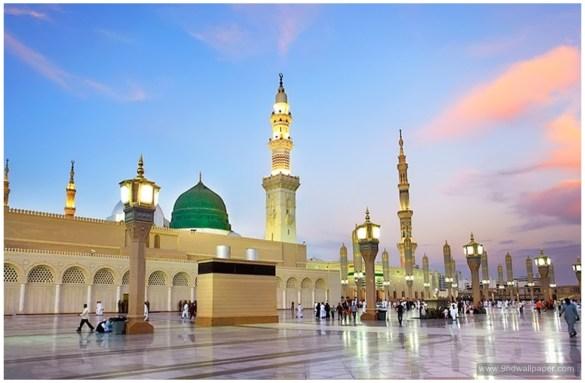 Masjid-Al-Nabawi Pictures
