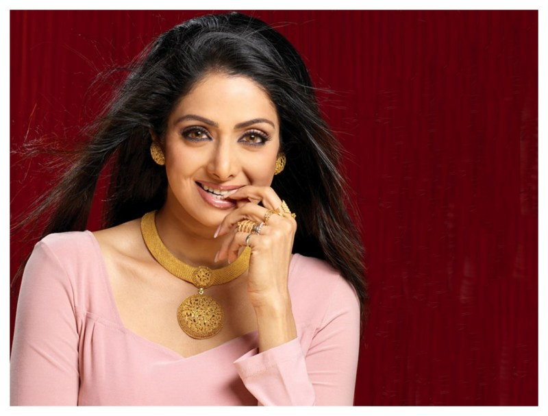 Actress Sridevi HQ Movie Wallpapers FUll