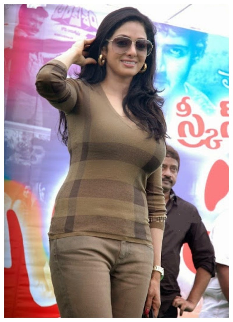Hot Best Sridevi Wallpapers and Pics