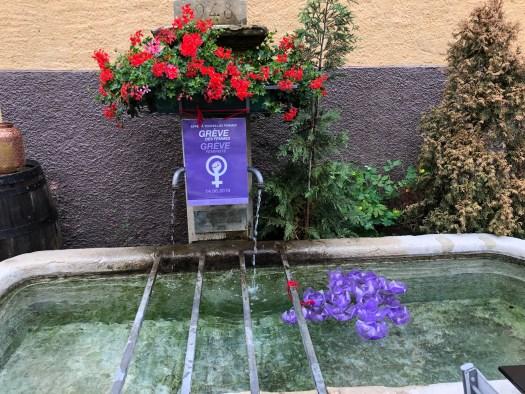 Fontaine de la Rue Crible