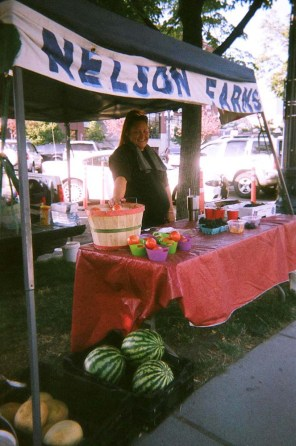 """""""I thought her watermelons were really beautiful and she was really into her selling and stuff."""""""