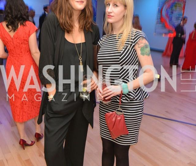 Svetlana Legetic Jenn Tisdale Washington Life Magazine Hosts The 8th Annual Young And The