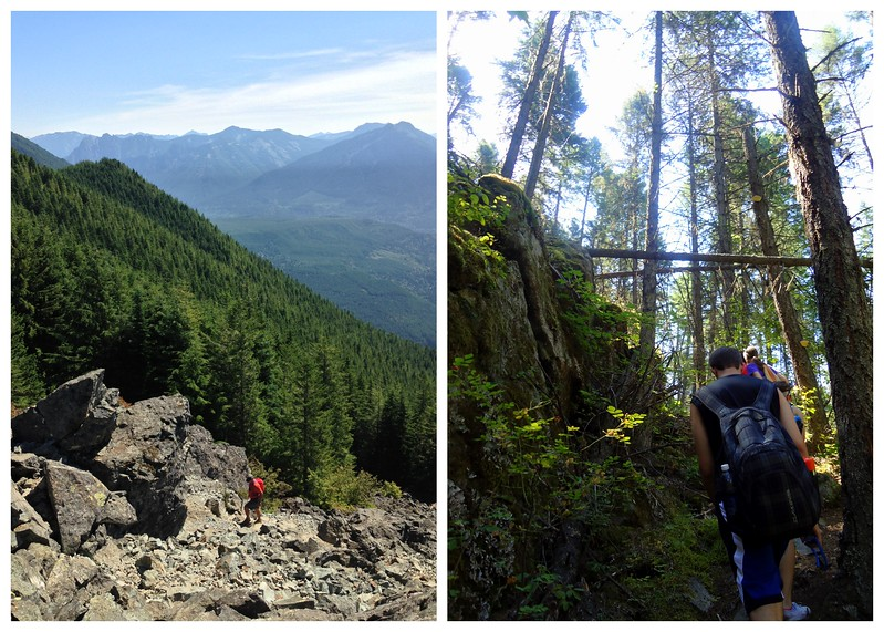 Mount Si, and Hiking in Idaho with my Family