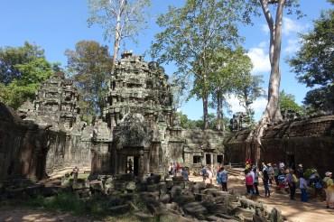 Siem Reap – Angkor Wat – Ta Prohm