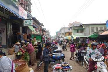 Kalaw – 5 Day Market