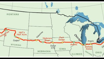 U.S. Route 20 Across America: 1/2 (October 2016) – BOOTS on the TRAIL