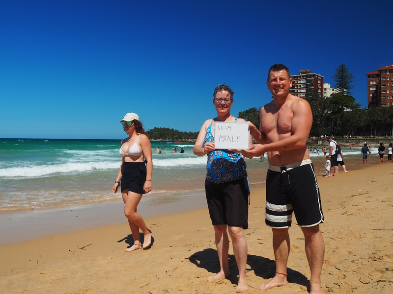 Number 49 - Manly