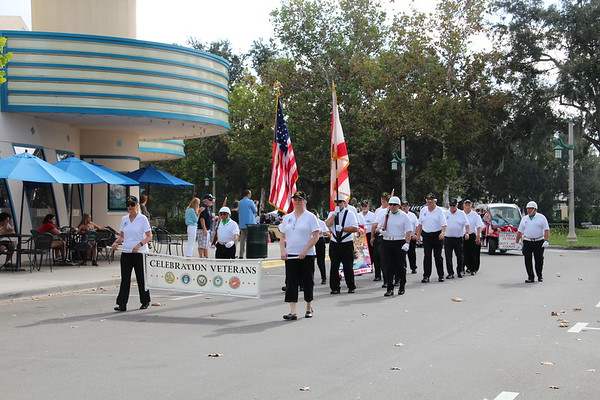 2018 Founders/Veterans Parade